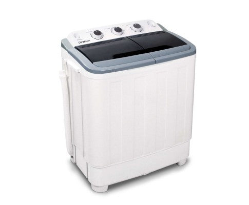 5KG 30L Twin Tub Portable Washing Machine