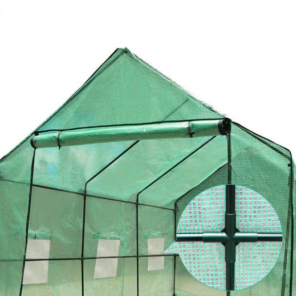 Greenfingers Greenhouse Garden Shed Storage Lawn