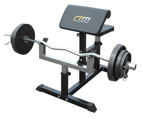 Curl Bench Weights