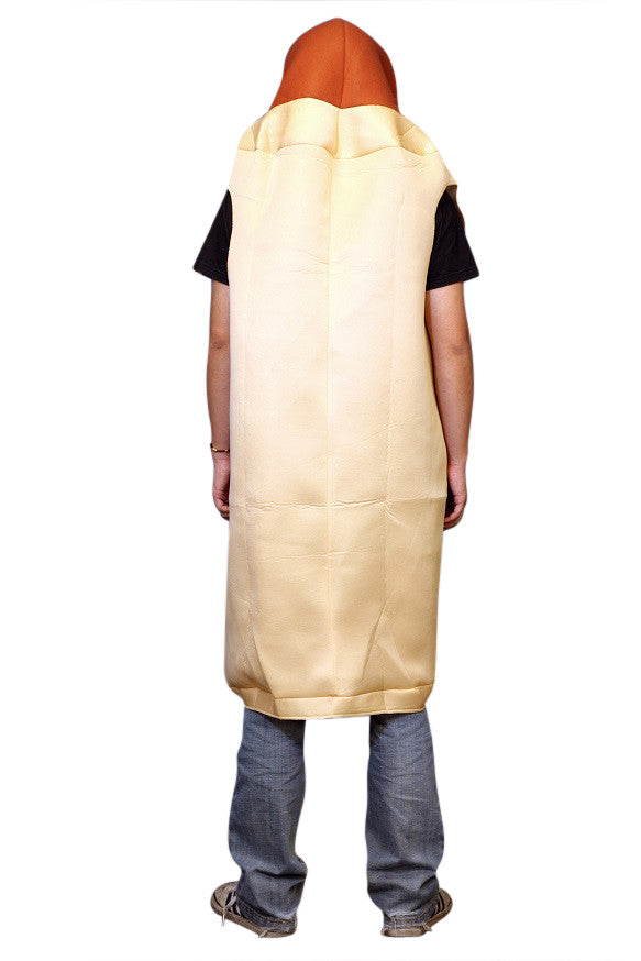 Hotdog Adult Costume (One Size Fits All)