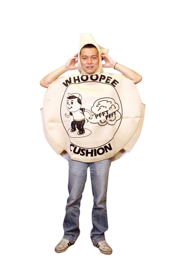 Whoopie Cushion Costume - Adult (One Size Fits All)