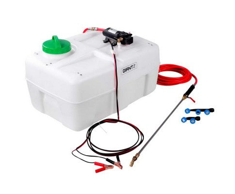80psi ATV Weed Sprayer with 3 Nozzles