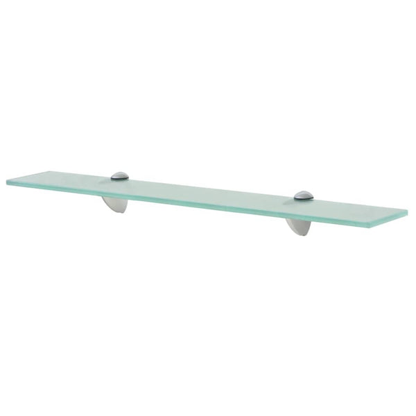 Floating Shelf Glass Clear 60 x 10 Cm 8 Mm