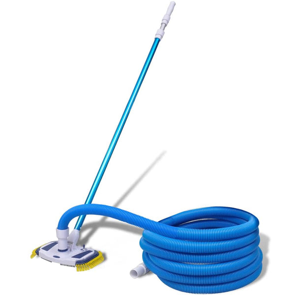 Pool Cleaning Tool Vacuum With Telescopic Pole And Hose
