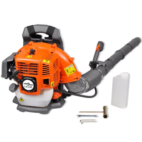 42.7 cc Petrol Backpack Leaf Blower 900 m³/h
