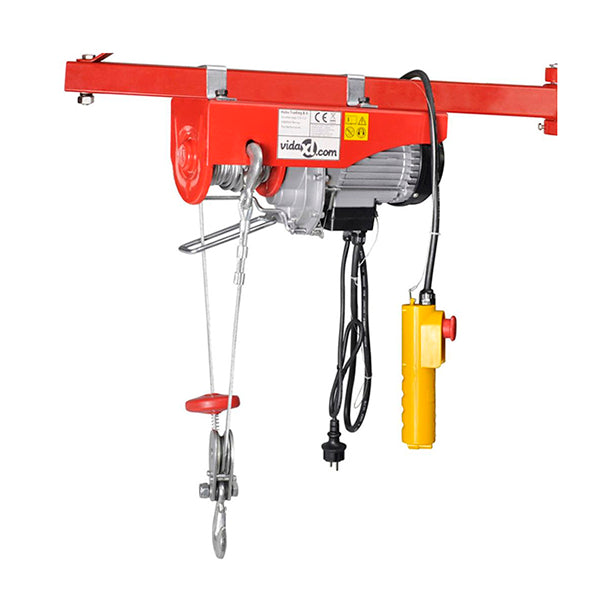 Electric Hoist 500 W 100 Or 200 Kg