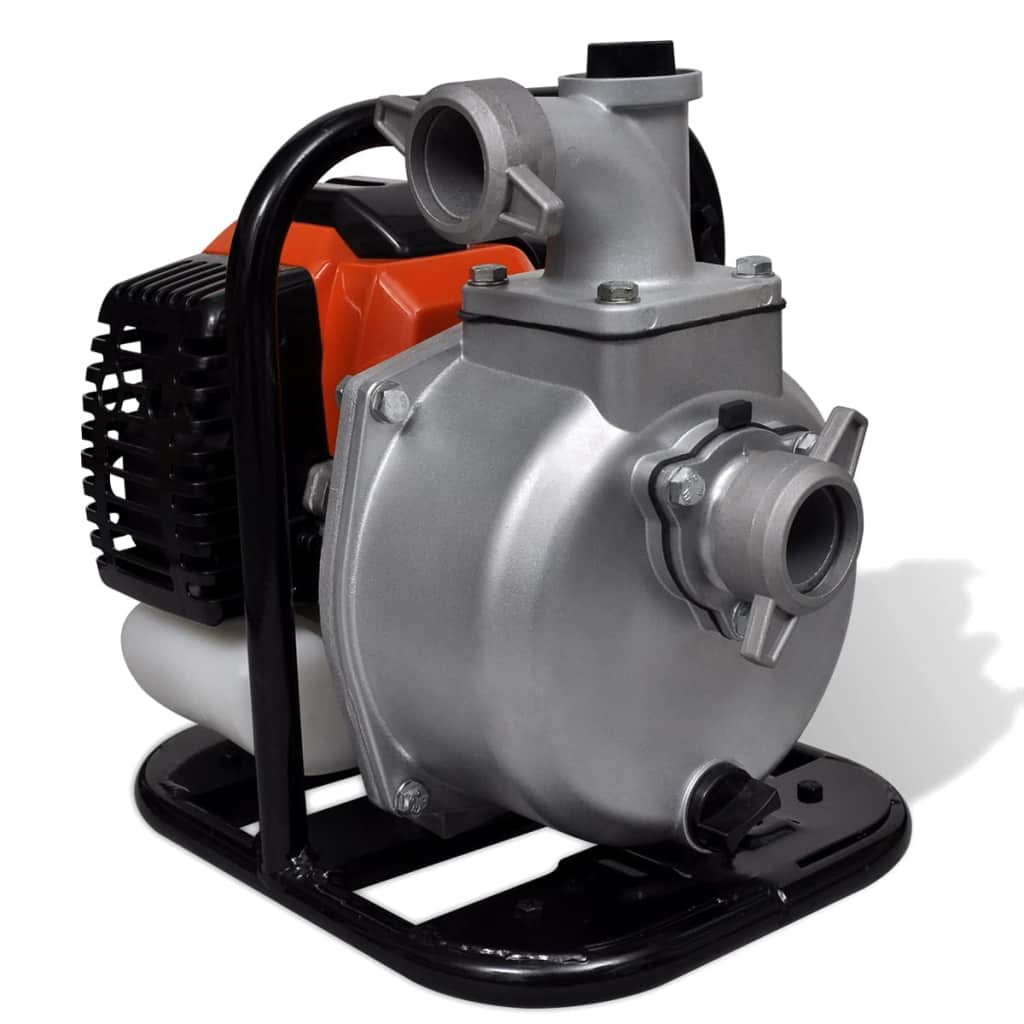Petrol Powered Water Pump 2 Stroke 125 KW 13 L Simply Wholesale
