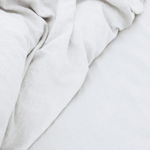 DOUX PURE LINEN Sheet Set - King