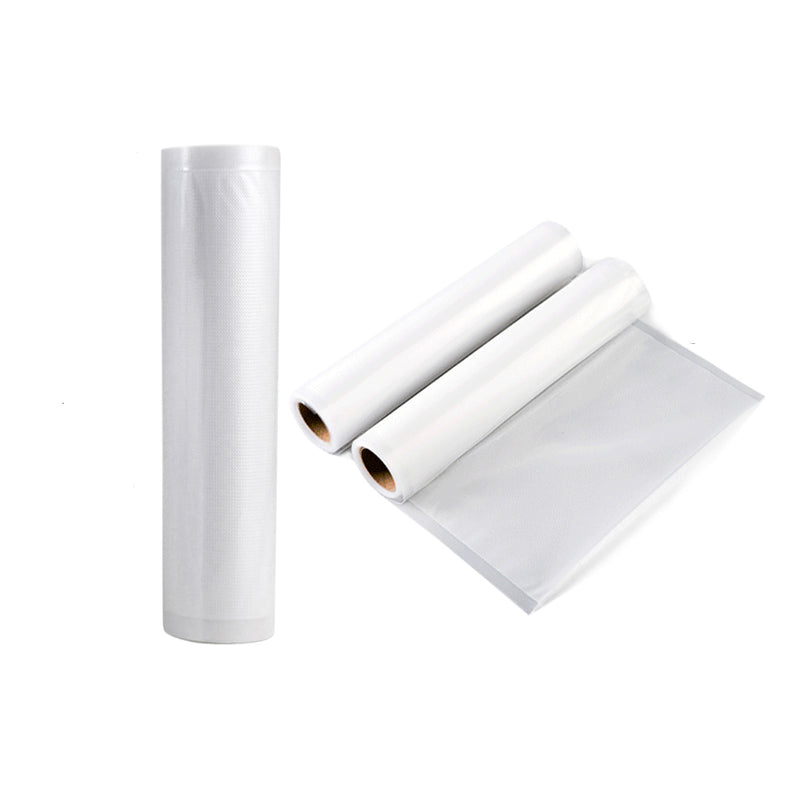 4 Rolls Vacuum Food Sealer Seal Bags Storage Commercial Grade 28 Cm