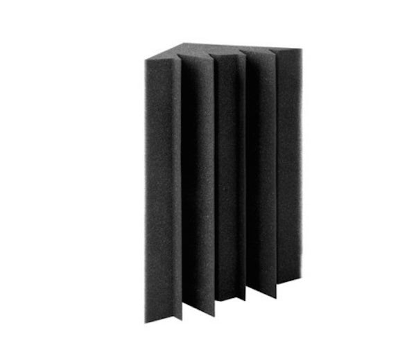40 Pcs Studio Acoustic Foam Sound Absorption Corner Diy