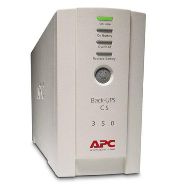 APC (BK350EI) Back-Ups CS 350 USB Serial