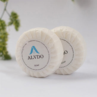 Alvdo Pleated Guest Soaps (Individually Wrapped)
