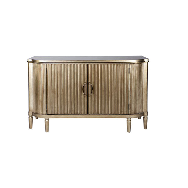 Arielle Buffet Antique Gold