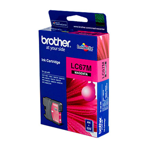 Ink Cartridge Brother LC67