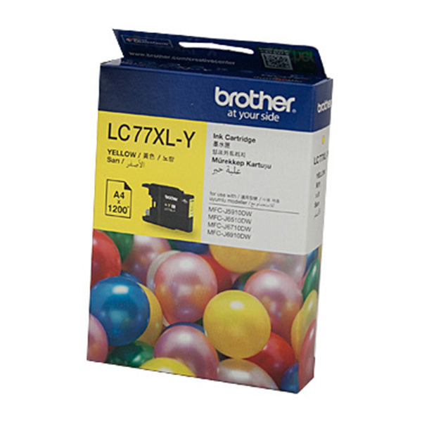 Brother LC77XL Ink Cartridge