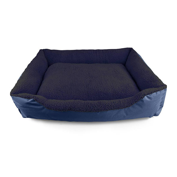 Pawz Pet Bed Mattress Dog Cat Pad Mat Cushion Soft Winter Warm 2X Large Blue