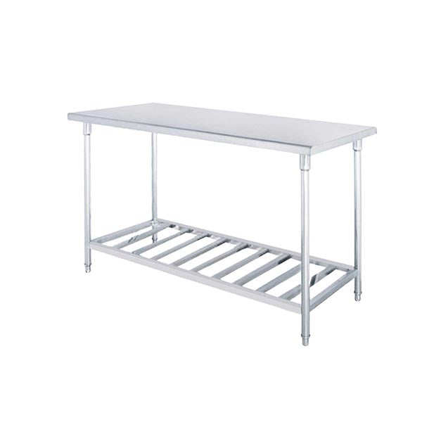 Soga 150X70X85Cm Catering Stainless Steel Prep Work Bench