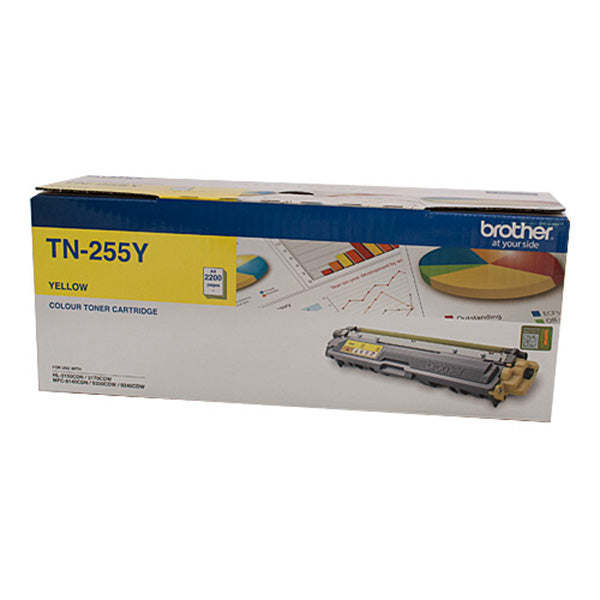 Brother TN255 Toner Cart