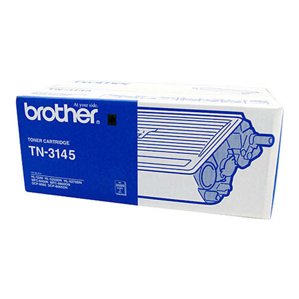 Brother TN3145 Toner Cartridge 3,500 Pages