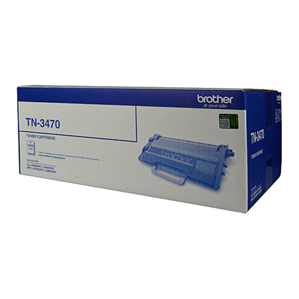Brother 12,000 Pages TN3470 Toner Cartridge