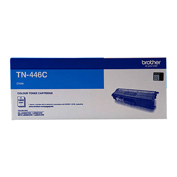 Brother TN446 Toner Cart 6,500 Pages