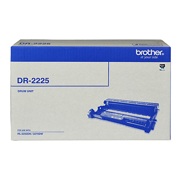 Brother DR2225 Up To 12,000 Pages Drum Unit