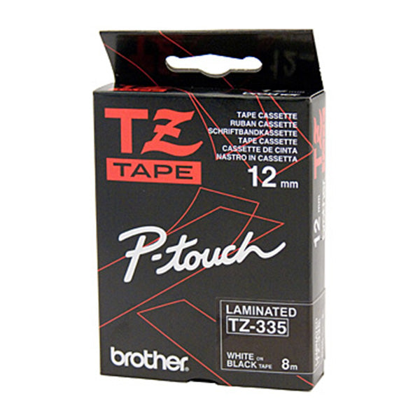 P-Touch TZe335 Labeling Tape Brother