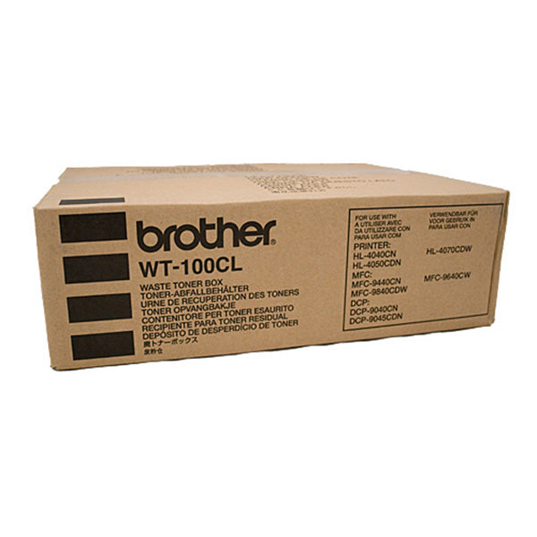 Brother WT100CL Waste Pack