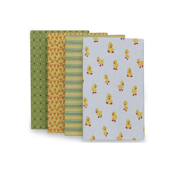 Bambury 4 Pcs Baby Wraps Chicks
