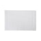 Bambury Chateau Bath Mat 50 X 80 Cm White