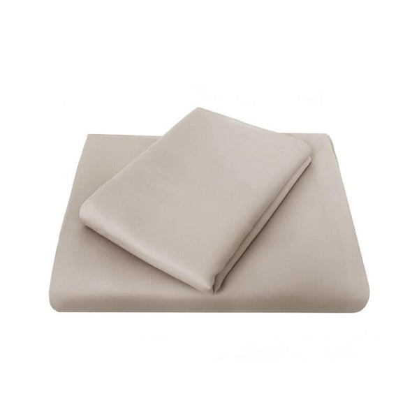 Bambury Chateau Flat Sheet - Mocha
