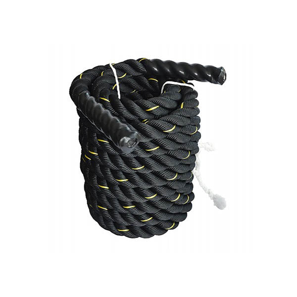 Battle Rope 9M Length Poly Exercise Workout Strength Training