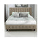 Bed Frame Base With Gas Lift Double Size Platform Fabric