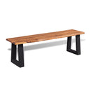 Bench Solid Acacia Wood