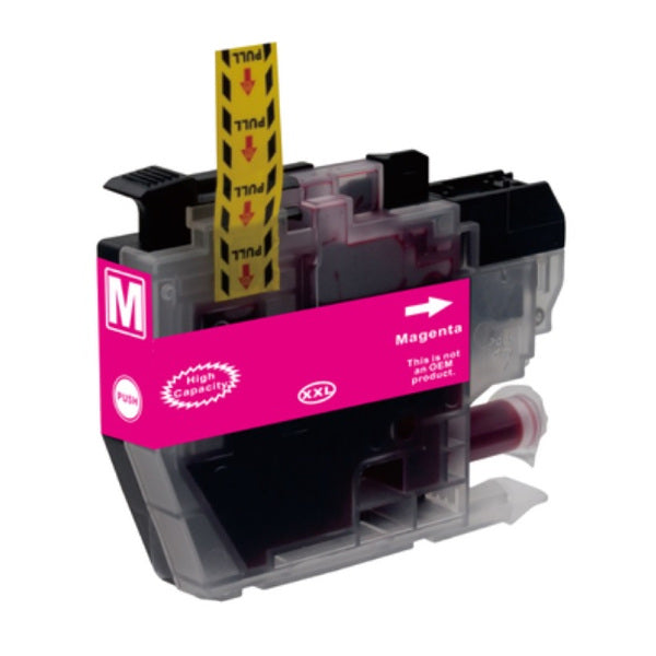 Brother Premium Compatible Magenta Inkjet Cartridge