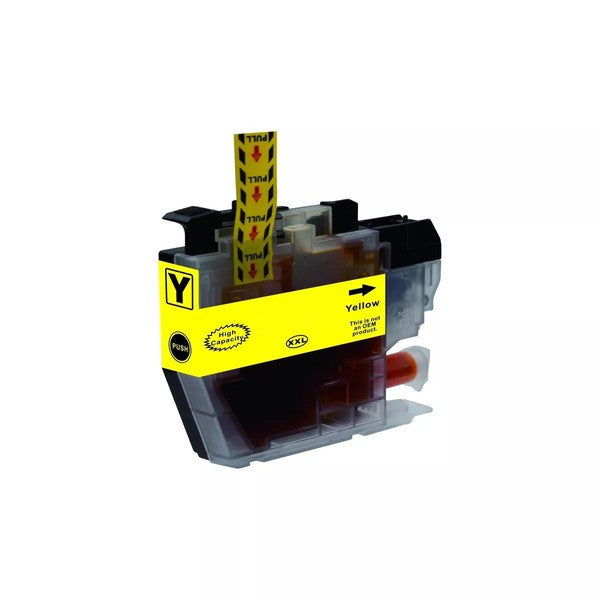 Brother Premium Compatible Yellow Inkjet Cartridge