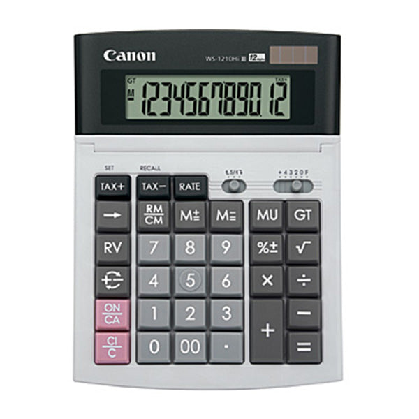 Canon WS1210HiIII Calculator