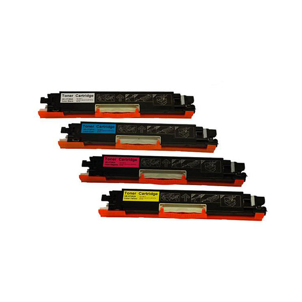 CF350 130 Series Generic Toner Set (Set of 4)