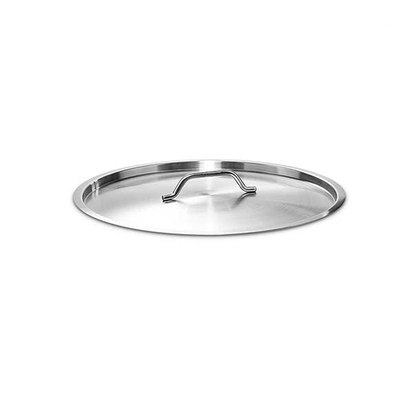 Soga 35Cm Top Grade Stockpot Lid Stainless Steel Stock Pot Cover