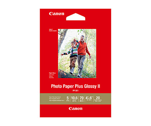 Canon Glossy Photo Paper 4x6