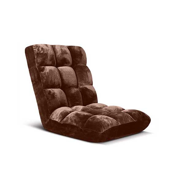 Soga Floor Recliner Folding Sofa Futon Couch Chair Cushion Coffee