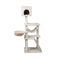 Cat Tree House Post Scratching Play Pet Activity Kitty Bed