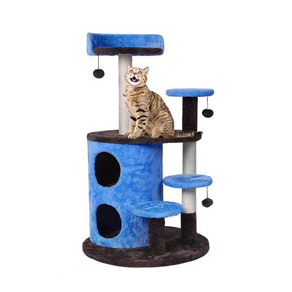 Cat Tree Tower Condo House Post Scratching Furniture