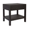 Chiswick Bedside Table Black
