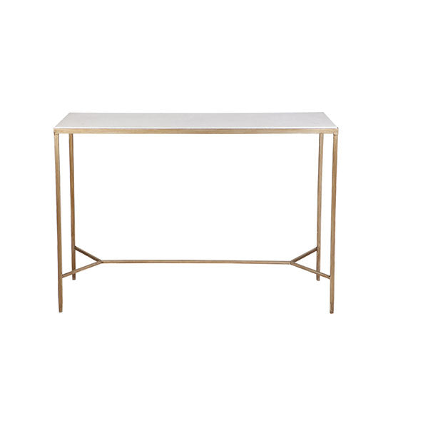 Chloe Console Table Gold