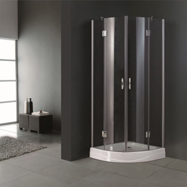 Corner Shower Enclosure 80 x 80 Cm