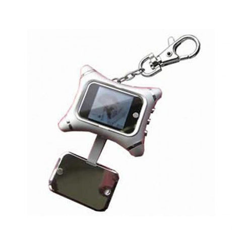 EZCool 1.5in Mini Digital Photo Frame With Key Chain And Screen Cover