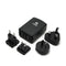 Mozbit 4 USB World Travel Power Adaptor Charger AU NZ UK EU US JAPAN