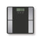 Digital Body Analyser Scale Lcd Screen Tempered Glass
