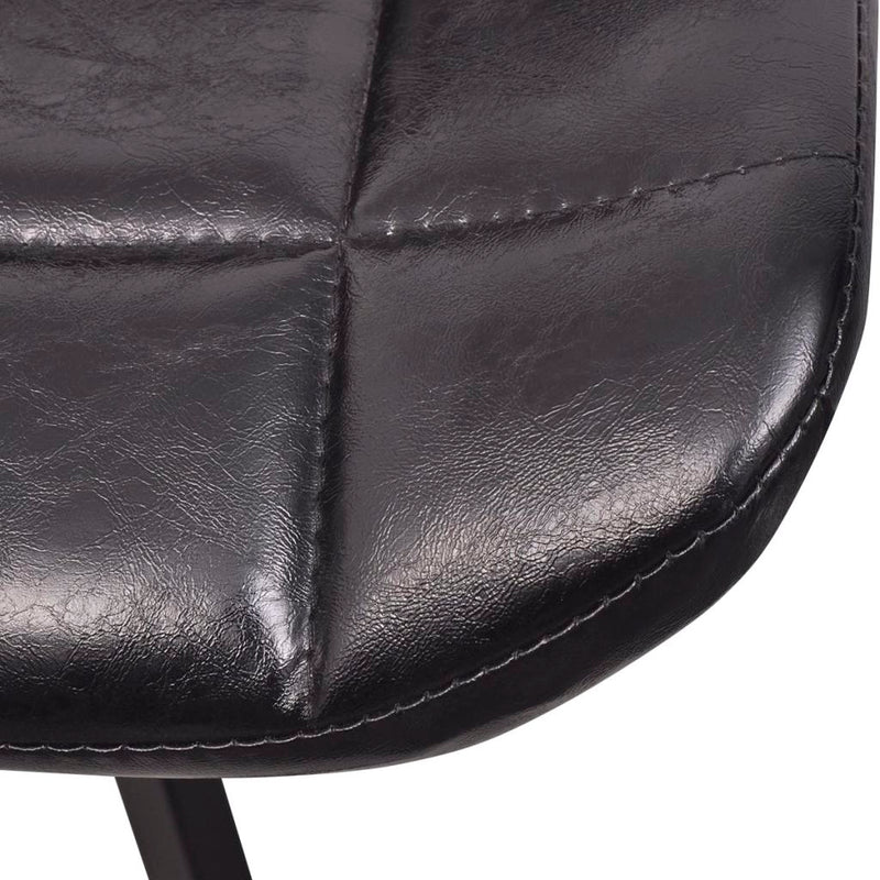 Dining Chairs Artificial Leather (Set Of 2)